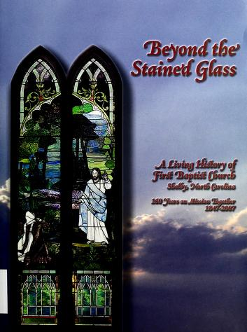 Beyond the stained glass by J A. West