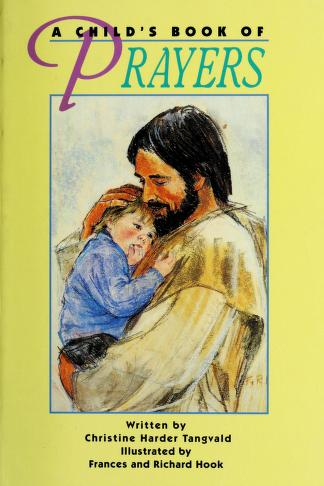 Cover of: Child's Book of Prayers | Christine Harder Tangvald