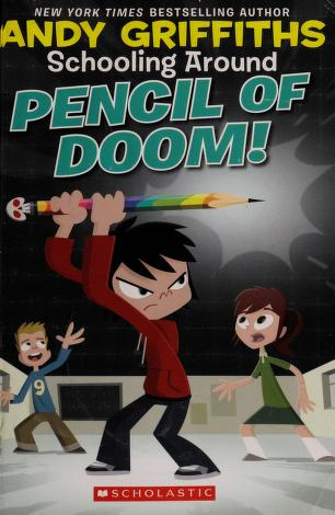Cover of: Pencil of doom!   Andy Griffiths